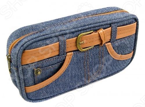 Пеналы своими руками из джинсов