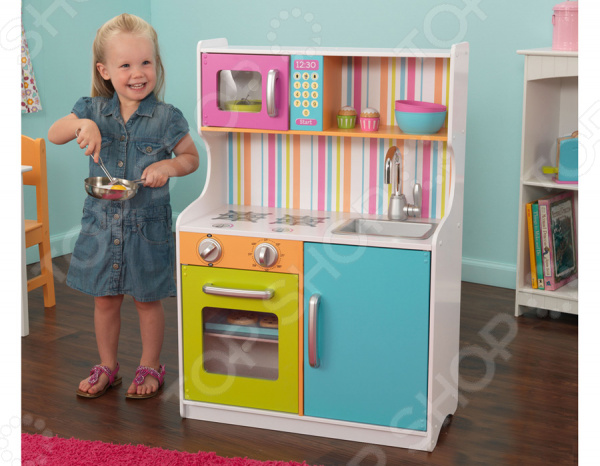 Кухня девочке своими руками